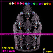 NEW ARRIVAL! 2015 Wholesale beauty pageant crowns cheap