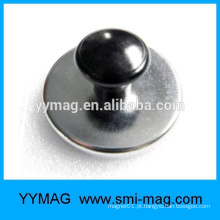 Suporte de papel magnético magnético do pino do impulso do Neodymium