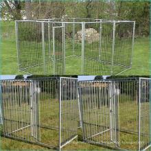 Esgrima usada para perros / perro de la valla de jardín / jaula de perro de hierro