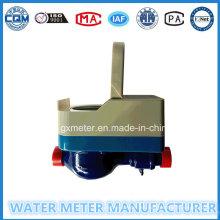 """1/2"" - ""1"" RF Card Prepaid medidor de agua inteligente con sistema Inglés"