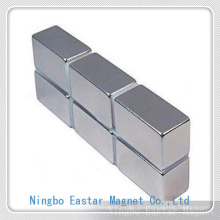 Big Size N35 NdFeB Permanet Magnet with Nickel/Zinc Plating