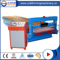 Automatic Courrugated Roofing Wall Forming Machine