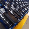 PLC Controlling PPGI Decking Floor Panel Making Machine