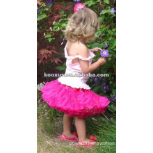 Hot pink Apparal pettiskirts
