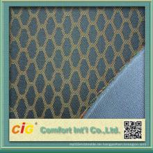 Neues Designed Woven Auto Fabric
