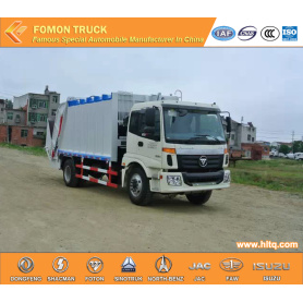 FOTON Euro 3 rear loader garbage truck