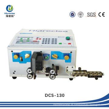 Máquina de decapagem de corte de cabo de alta precisão automática com SGS