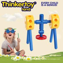 Brinquedo plástico do balanço do presente da promoção para a instrução pré-escolar