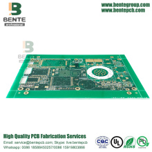 Hochpräzises Multilayer PCB ENIG 8Layers Tg150 BGA