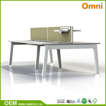Verschiedene Stil Büromöbel Tisch für vier Personen