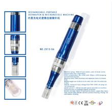Recarregável Nano Derma Pen / micro agulha máquina Zx13-56