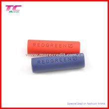 Extremo personalizado de la cuerda del cordón del metal de encargo