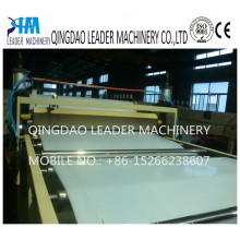 Single Layer PP Plastic Chemical Foam Sheet Production Line