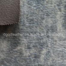 Высокое качество дышать кожа PU (qdl по-BP002)