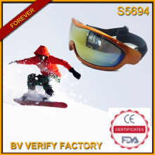 S5694 Fashionable Sports Style Ski Goggle Manufactured by Chinese Factories