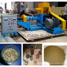 Extrusora de pellets de alimentación de pescado flotante / Pellet de alimentos de pescado que hace la máquina