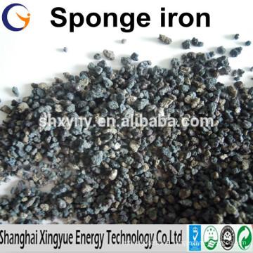 Iron Sponge, Direct Reduced Iron plant (DRI)