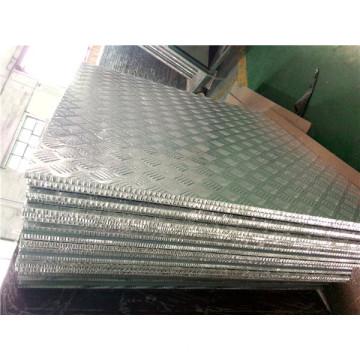 Non Slip/ Anti Slip Aluminum Honeycomb Board for Stage Floor