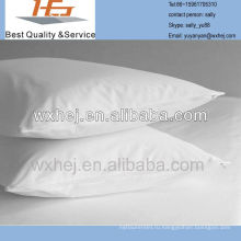 Чистого хлопка Перкаль с тефлоновым покрытием или 180 нитей Перкаль Поликоттон Подушка протектор (пара)