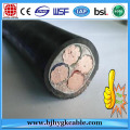 Low Voltage XLPE/PVC insulated electric wire and cable 70mm