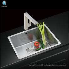 Оптовая изготовленный на заказ Размер СКП раковина undermount нержавеющей стали кухонная раковина