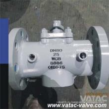 Ss316L Двойной блок высокого качества и сливной клапан