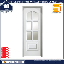 New Design Main Entry Safety Wooden Single Door