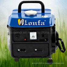 650W 100% de cobre Alternador de gasolina Generador