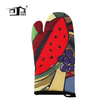 2018 kefei  Double Glove Custom Oven Mitt