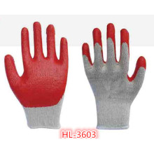 10g Two Thread T/C Cotton Latex Glove