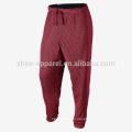 Pantalones corrientes para hombre de encargo de Terry del francés 2014, pantalones de entrenamiento