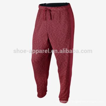 2014 custom French Terry mens running pants ,training pants