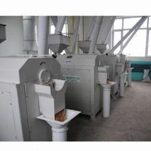 Corn Kernel Line Dry Milling, Effectively Cut-down Fixed Investment