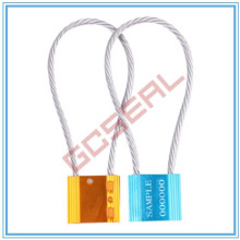 cabo resistente lacre com cabo de 5mm de diâmetro