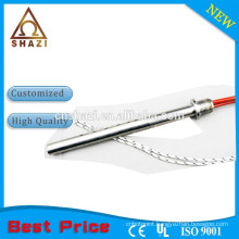 high temperature alloy sheath cartridge heaters