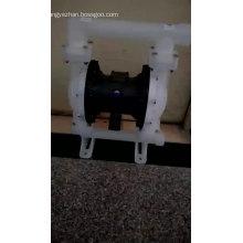 Bomba de diafragma de agua sanitaria serie QBY
