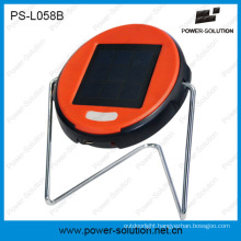 Mini Rechargeble Solar Lamp for Reading