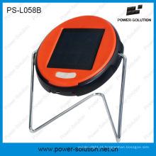 Lâmpada Solar Mini Rechargeble para Leitura
