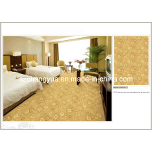 High Quality Inkjet Nylon Wall to Wall Carpet for Guestrooms
