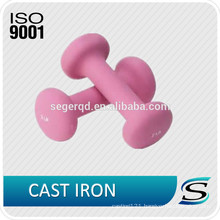 colored kettlebell for woman
