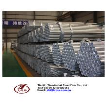 Carbon Steel Tube für Gewächshaus