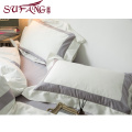 Luxury hotel Factory Directly High quality patch with decrotive tape 100s