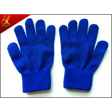 Winter Mädchen schön warmen Handschuh