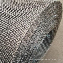 Galvanized/Stainless Steel 304 Crimped Wire Mesh