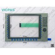 2711P-B15C15A1 Membrane Keypad Keyboard
