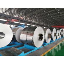 bobine de brasage en aluminium plaquée pour acc
