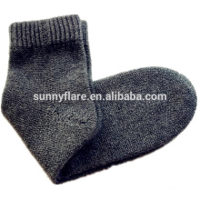 Wholesale 100% Cashmere Thick Warmer Womens Socks