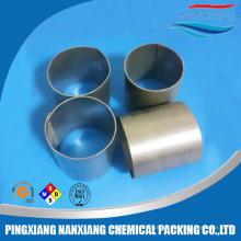 Alta Qualidade SS304 316L Metal Raschig Ring
