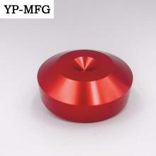 Services de prototypage personnalisés de pièces d'usinage en aluminium anodisé