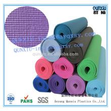 Extra comfort PVC foam sport mat 5mm